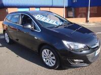 64 VAUXHALL ASTRA CDTI TECH-LINE ESTATE DIESEL TAX EXEMPT *SATNAV*