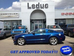 2009 Ford Mustang Manual GT Loaded with Leather