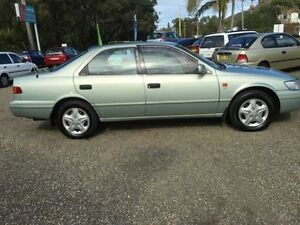 2001 Toyota Camry CONQEST Green Automatic Sedan Wauchope Port Macquarie City Preview