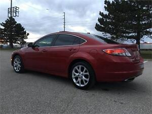 2009 Mazda Mazda6 GT ( Leather/Sunroof) - ( S O L D )