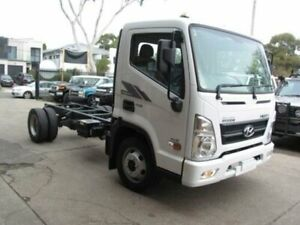 2019 Hyundai Mighty EX6 EX6 Truck White Truck 3.9l Roselands Canterbury Area Preview