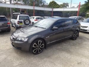 2009 Holden Commodore VE MY09.5 International Gunmetal 4 Speed Automatic Sportswagon Sylvania Sutherland Area Preview