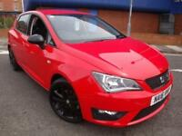 16 SEAT IBIZA FR 1.2 TSI ( 110ps ) /£30 ROAD TAX //
