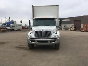2014 International 4300 4x2, Used Dry Van Regina Regina Area image 4
