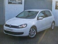 2012 62 Volkswagen Golf 1.6TDI ( 105ps ) BlueMotion Tech Match for sale in AYR