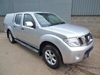 Nissan Navara 2.5 DCi Acenta double cab pick up 2012 12 reg