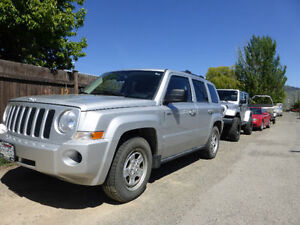 Improve your ride - Buy this low mileage Jeep Patriot TODAY