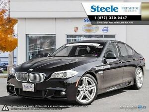 2011 BMW 5 SERIES 550i xDrive 4x4 AWD