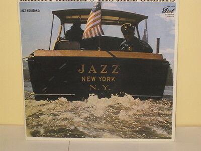 MANNY ALBAM - Jazz New York ~DOT 9004 wByrd, Adams [SIGNED BY MANNY ALBAM] >Rare