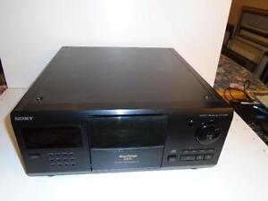 SONY MEGA STORAGE ( 200CD ) COMPACT DISC PLAYER