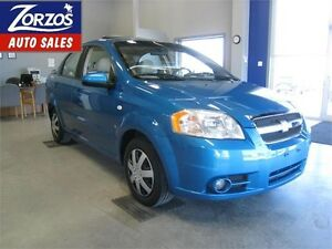 2008 Chevrolet Aveo LT/Sunroof