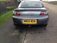 Mazda RX-8 2004 192hp Daily driver, good running order, recent service, gift £700