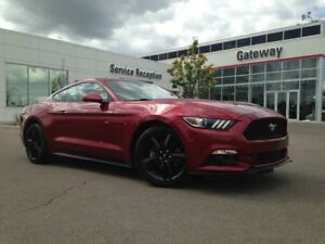 2015 Ford Mustang 2DR FASTBACK ECO LOW KMS Backup Camera, Blueto
