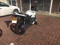 2014 Honda CBF125 MD for Sale, MOT April 2018, Cheap Tax, Cheap to Run, Extremely Reliable, Datatag.