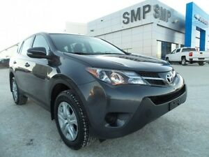 2015 Toyota RAV4 LE AWD, Bluetooth, A/C, new tires, alloys, SMP