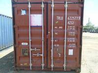 GREAT SHAPE BROWN SEACANS DELTA - 40FT USED 2725.00