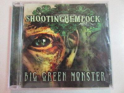 SHOOTING HEMLOCK BIG GREEN MONSTER NEW CD BLACK SABBATH COVER ELECTRIC FUNERAL