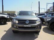 2014 Volkswagen Amarok 2H MY14 TDI420 Highline Grey 8 Speed Automatic 4D Utility Granville Parramatta Area Preview
