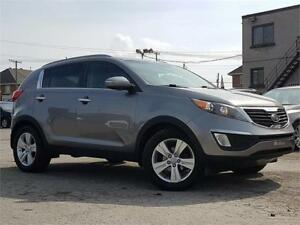 KIA SPORTAGE EX 2011/AUTO/AC/DEMARREUR/BLUETOOTH/GROUP ELECT!!!!