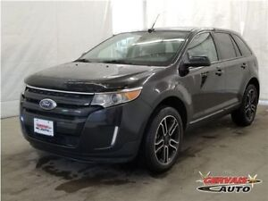 Ford Edge SEL Sport AWD GPS Toit Panoramique Cuir/Suède MAGS 201