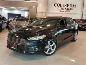 2016 Ford Fusion SE-AUTO-SUNROOF-CAMERA-BLUETOOTH-ONLY 92KM