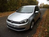 2010 Volkswagen Golf TDI Diesel - £20 TAX - GTD/MK6-GT TDI-DAB-Bluemotion SE - MATCH - TSI