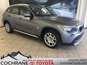 2012 BMW X1 xDrive 28i - AFFORDABLE, LUXURIOUS ALL WHEEL DRIVE