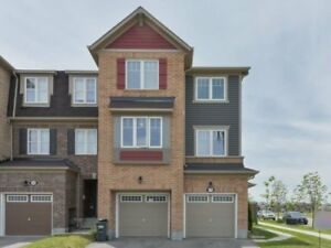 Gorgeous Mattamy 3 Story Freehold Town House In Prime Location!