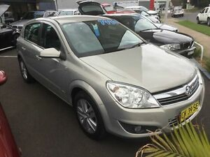 2008 Holden Astra AH CDX MY08 Silver 4 Speed Automatic Hatchback Batemans Bay Eurobodalla Area Preview