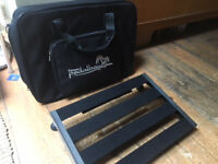 Pedalbay 40 - pedal board with Padded Carry Case 45 cm