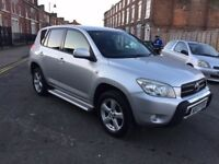 toyota rav 4 d-4d mot 18/10/18 previous lady owner