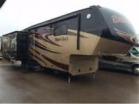 SUPER DEAL 2013 SANIBEL 5TH WHEEL 36 FEET $64900