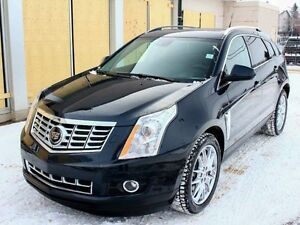 2014 Cadillac SRX Premium AWD LOADED 1 OWNER FINANCE AVAILABLE