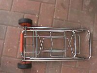 Small foldable trolley - as new