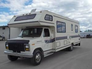 1990 28 FT CONQUEST MOTOR HOME