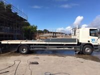 Ex Scaffold Truck for Sale DAF CF65.220 Gross vehicle weight 18000KG