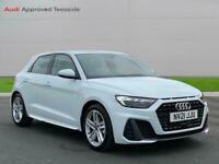 2021 Audi A1 35 Tfsi S Line 5Dr S Tronic Auto Hatchback Petrol Automatic