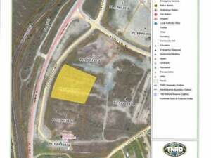 2.57 Acre Lot With Great Highway Access