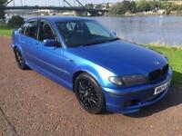 2004 04 BMW 3 SERIES 2.5 325I SPORT 4D 190 BHP