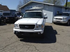 2008 Ford Ranger Sport Fully Certified! Carproof Verified!