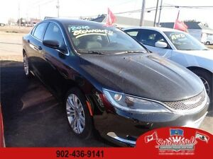 2016 Chrysler 200 Limited SPECIAL EDITION SAVE $6,462 !!