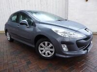 Peugeot 308 1.4 VTi S ....Fabulous Low Miles....New 12 Months MOT....a Modern Car for a Low Price