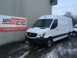2015 Mercedes-Benz Sprinter HAUT/LONG--GARANTIE 1 AN/ 15 000 KMS