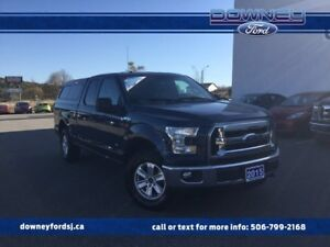 2015 Ford F-150 XLT 4x4 300A Sync With Voice Actvated Bluetooth
