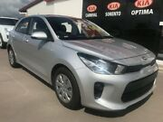 2017 Kia Rio YB S Silver 4 Speed Automatic Hatchback Pialba Fraser Coast Preview