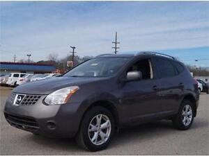 LEATHER INTERIOR ! 2009 Nissan Rogue SL - leather - loaded ! awd