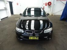 2000 Holden Commodore Vtii SS Black 6 Speed Manual Sedan Cardiff Lake Macquarie Area Preview