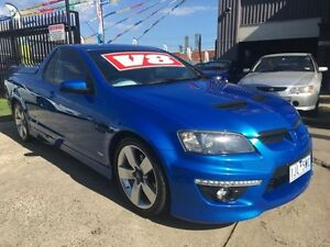2008 Holden Commodore VE MY09.5 SS-V 6 Speed Automatic Utility Brooklyn Brimbank Area Preview
