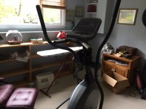 Vision Fitness Elliptical Exercise Machine