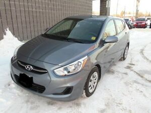 2016 Hyundai Accent Hatchback 9990kms